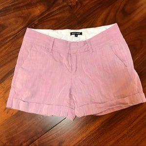 EUC Women's sz 27, Dear John, Light Purple Shorts